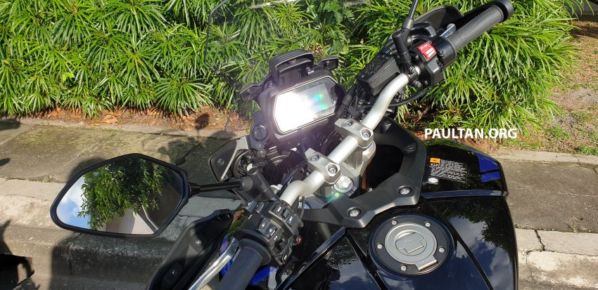 SPYSHOT: Yamaha Tracer 900 GT sedang diuji di M'sia Image #874493