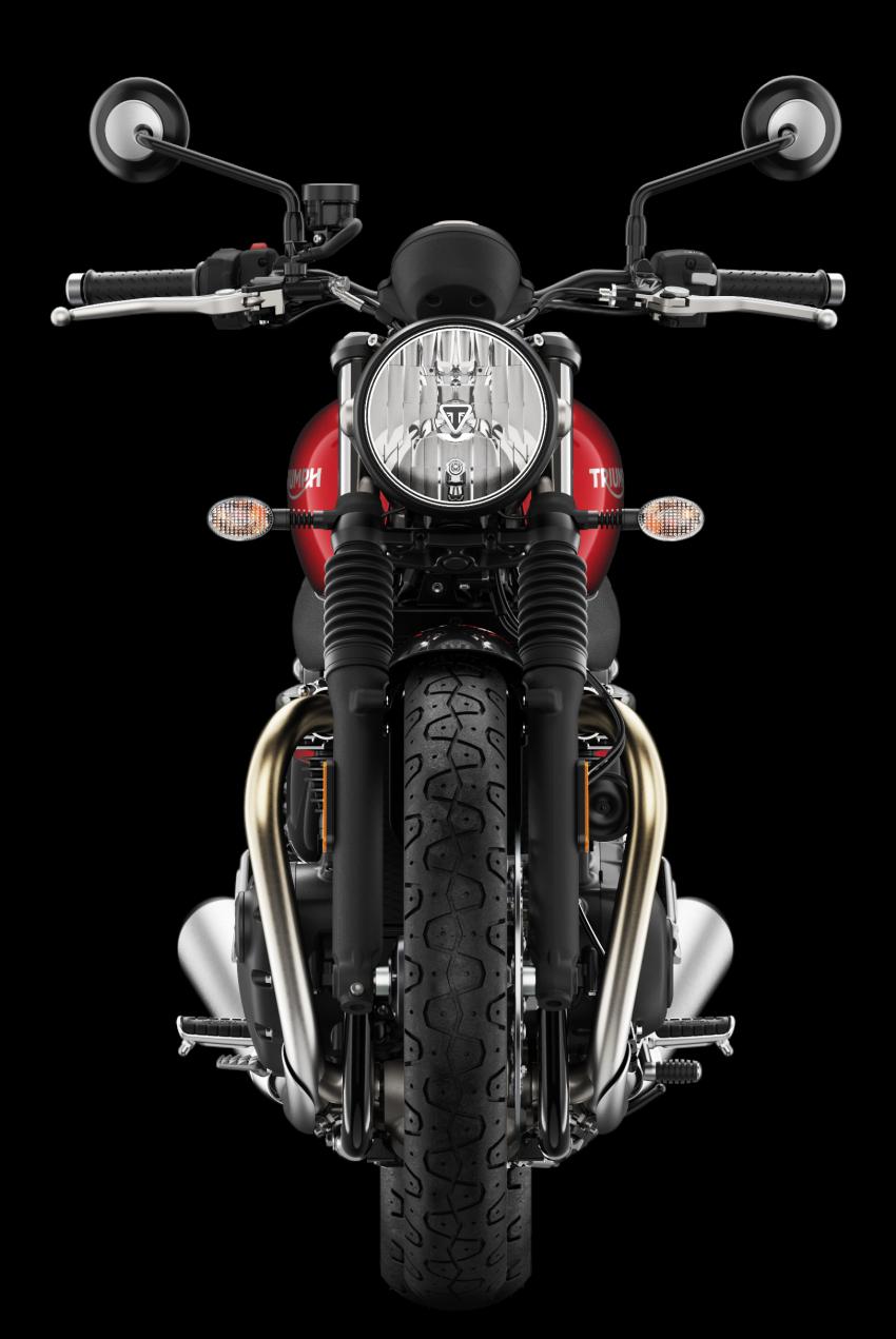 2019 Triumph Street Twin model update, more power Image #868843