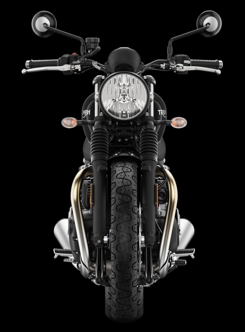 2019 Triumph Street Twin model update, more power Image #868844