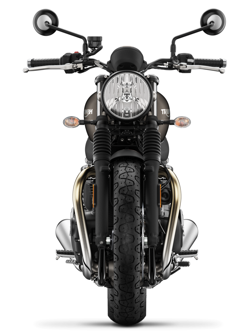 2019 Triumph Street Twin model update, more power Image #868845