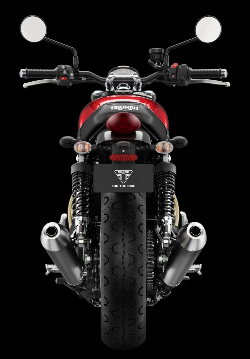 2019 Triumph Street Twin model update, more power Image #868852