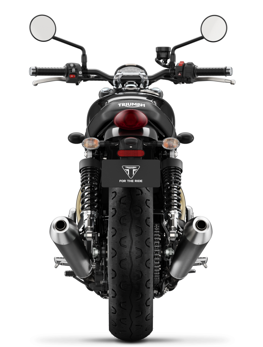 2019 Triumph Street Twin model update, more power Image #868854