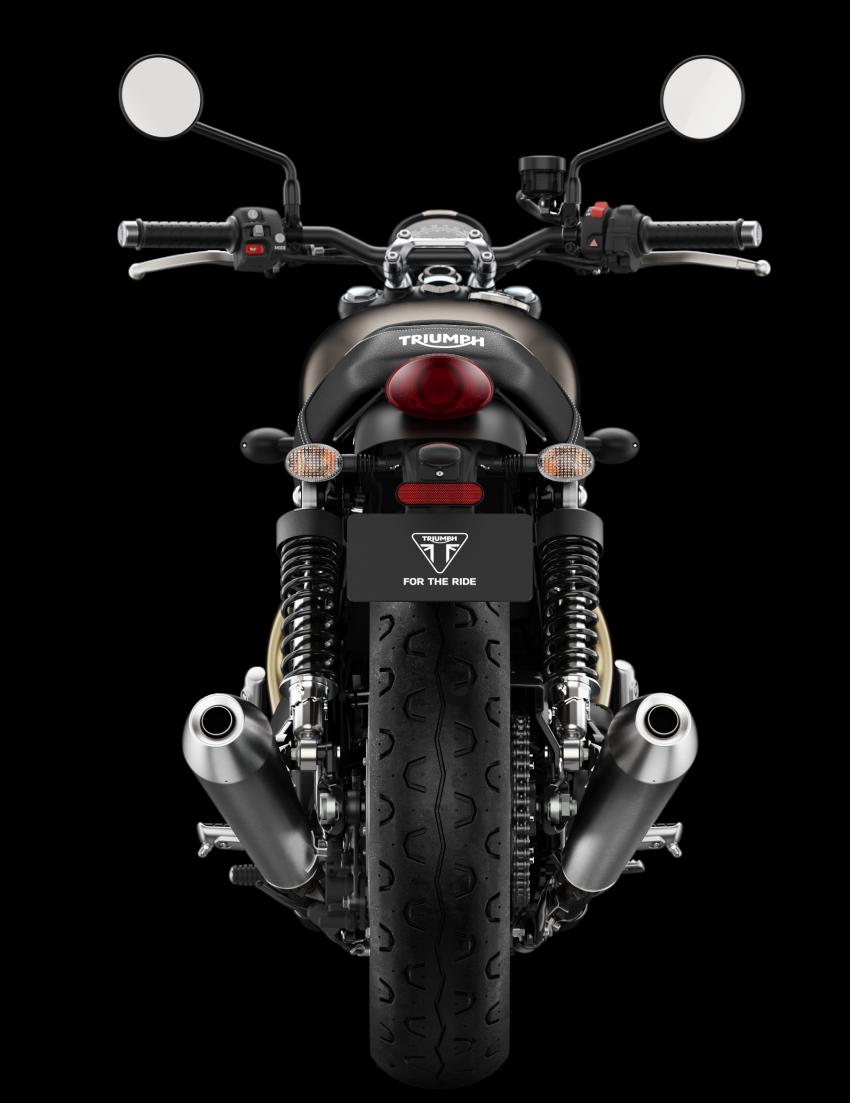 2019 Triumph Street Twin model update, more power Image #868855