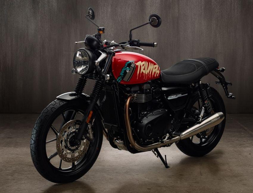 2019 Triumph Street Twin model update, more power Image #868830
