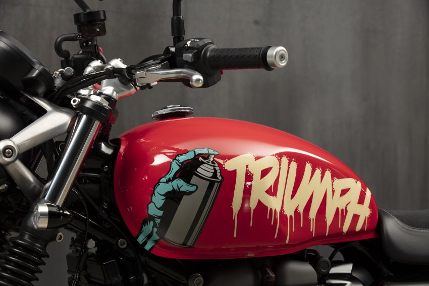 2019 Triumph Street Twin model update, more power Image #868831