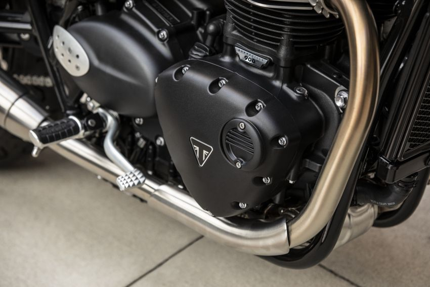 2019 Triumph Street Twin model update, more power Image #868817