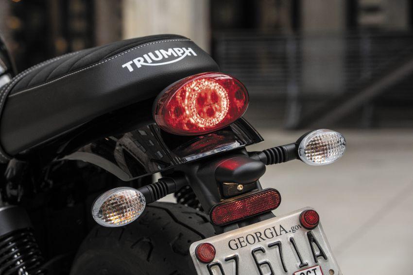 2019 Triumph Street Twin model update, more power Image #868814
