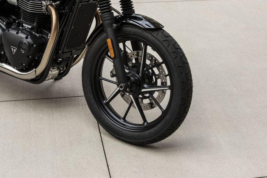 2019 Triumph Street Twin model update, more power Image #868815