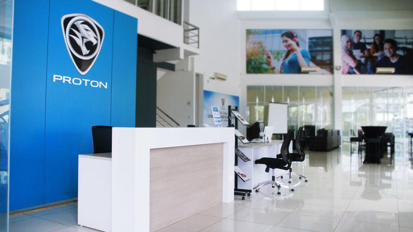 Proton launches six new 3S/4S centres in Malaysia – Port Dickson, Nilai, Ipoh, Bintulu, Miri and Sandakan Image #876244