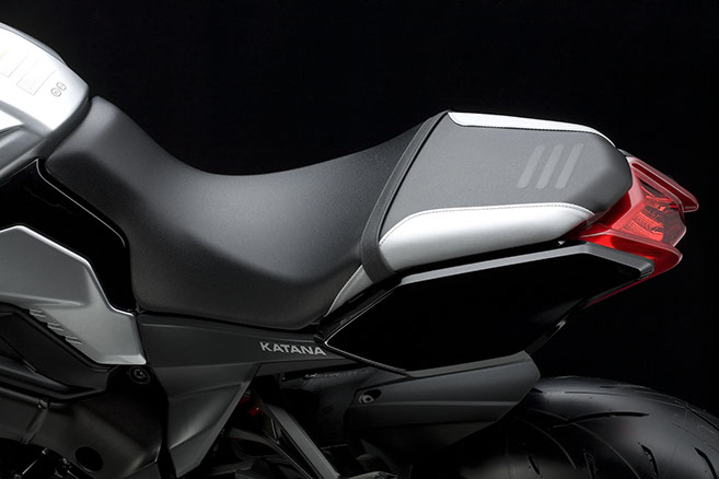 Suzuki Katana generasi baru akhirnya didedahkan Image #868046