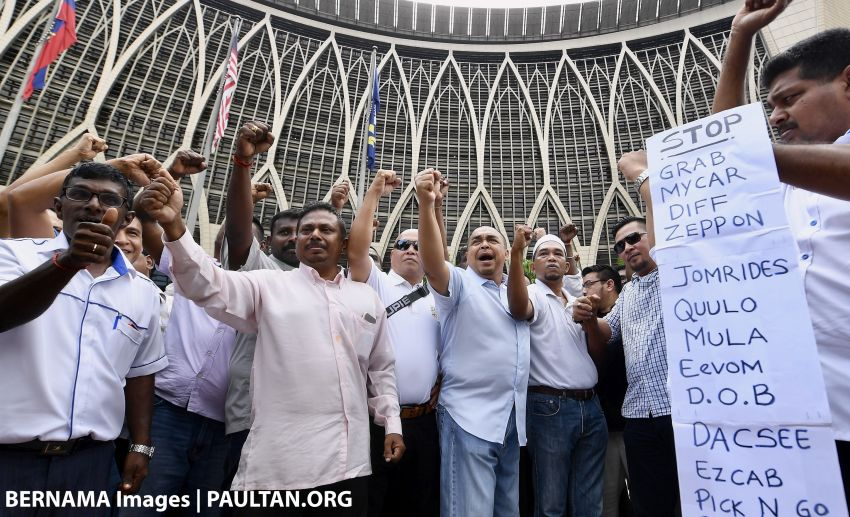 Proposed taxi driver protest on October 24 postponed Image #876889