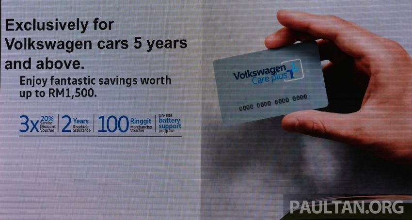 VPCM lancarkan program kesetiaan Volkswagen Cares Image #873448