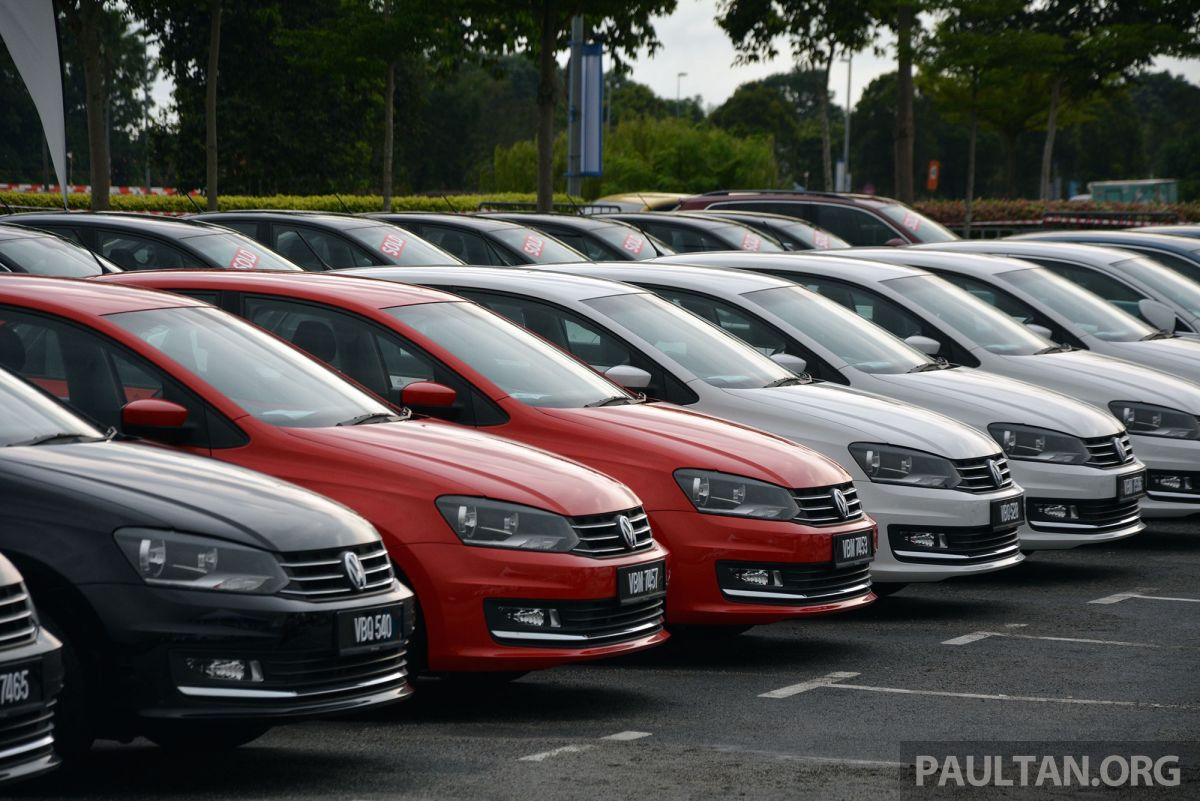 Malaysian Vehicle Sales Data For Sept 2018 By Brand