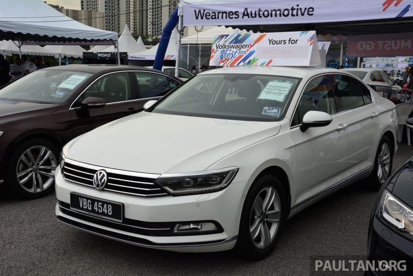 Volkswagen Fest happens this weekend in Setia Alam Image #873145