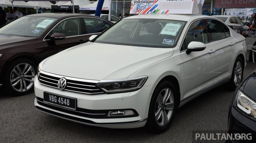 Volkswagen Fest happens this weekend in Setia Alam Image #873145