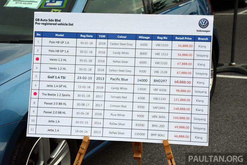 Volkswagen Fest happens this weekend in Setia Alam Image #873146