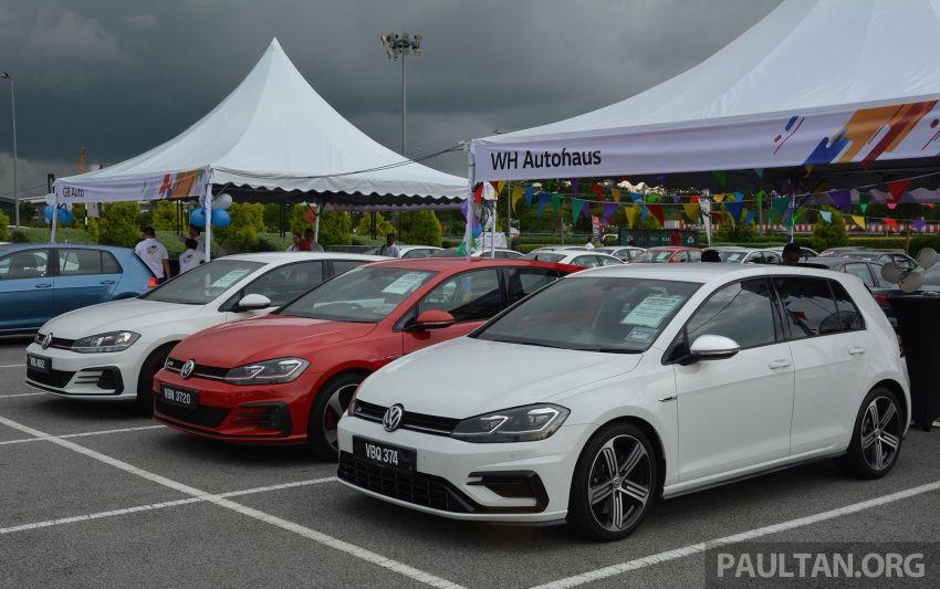 Volkswagen Fest happens this weekend in Setia Alam Image #873136