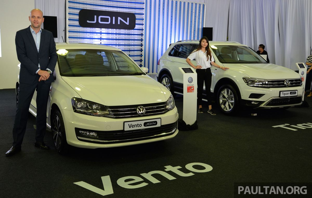 volkswagen unveils 39 join 39 special editions of polo vento. Black Bedroom Furniture Sets. Home Design Ideas