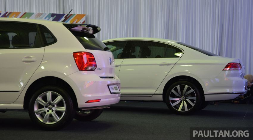 Volkswagen unveils 'JOIN' special editions of Polo, Vento, Tiguan and Passat – sold only on Lazada Image #873070