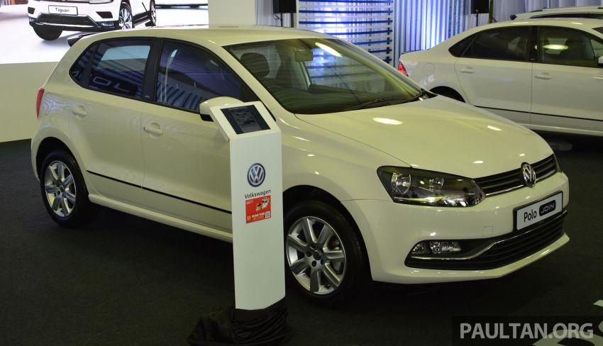 Volkswagen unveils 'JOIN' special editions of Polo, Vento, Tiguan and Passat – sold only on Lazada Image #873039