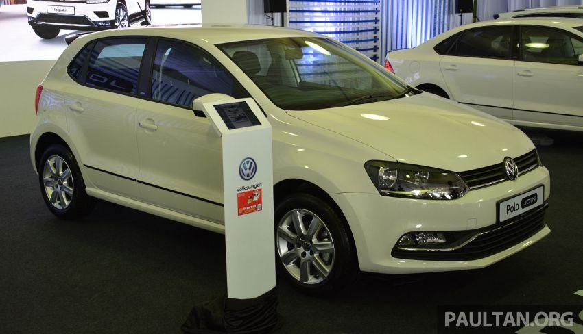 Volkswagen perkenal edisi khas 'JOIN' untuk Polo, Vento, Tiguan dan Passat – hanya dijual di Lazada Image #873182