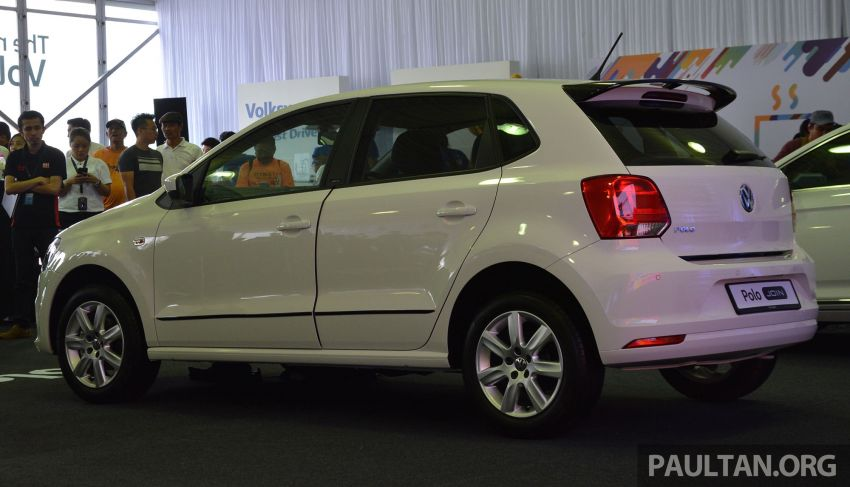 Volkswagen unveils 'JOIN' special editions of Polo, Vento, Tiguan and Passat – sold only on Lazada Image #873042