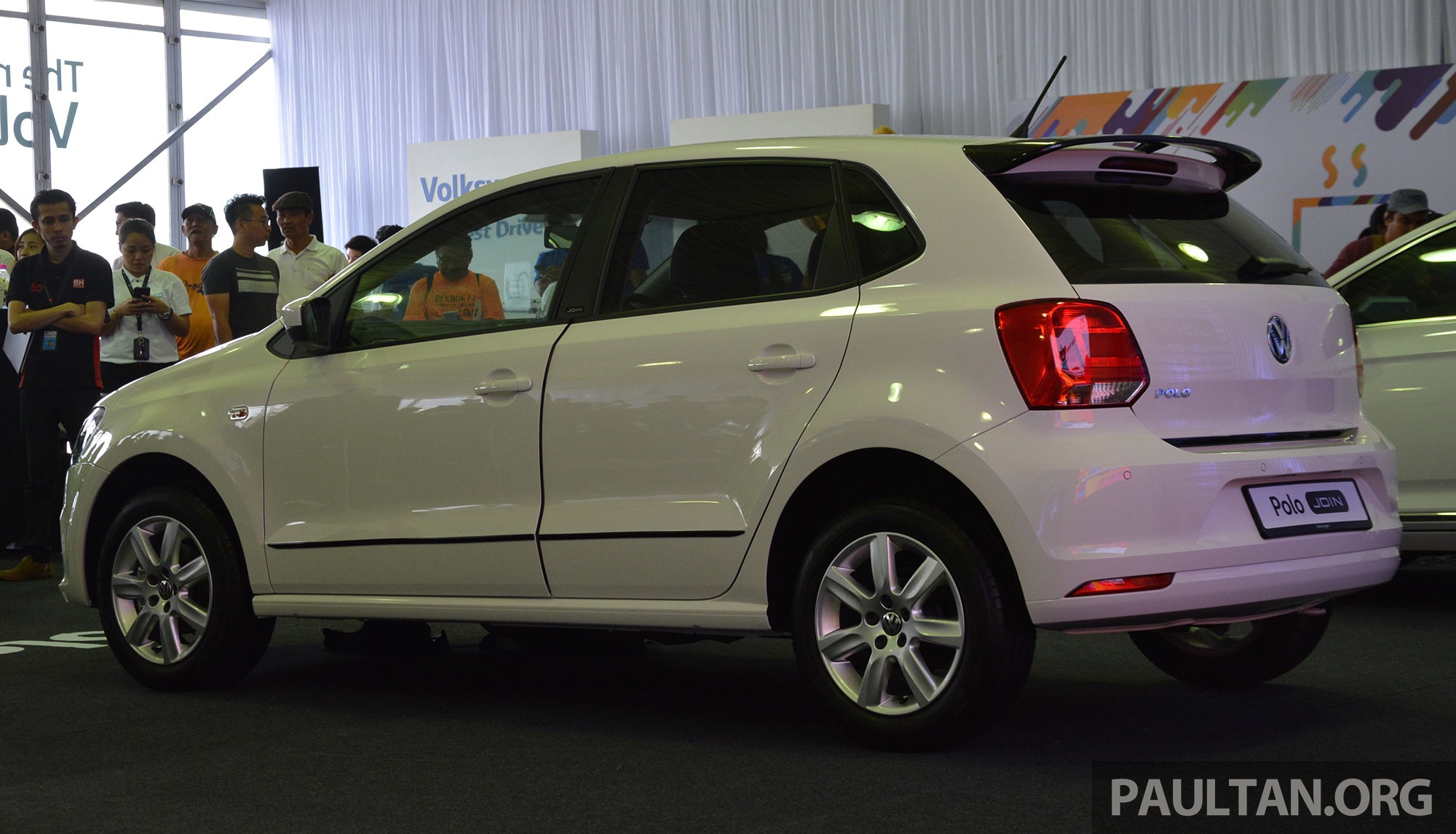 volkswagen unveils join special editions of polo vento. Black Bedroom Furniture Sets. Home Design Ideas