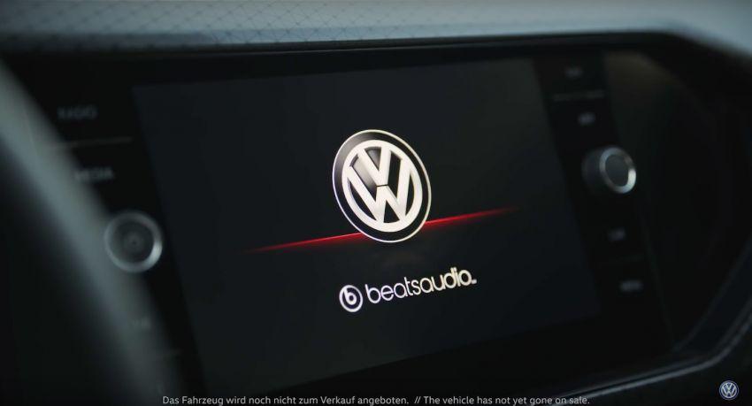Volkswagen T-Cross SUV teased again ahead of debut Image #870875