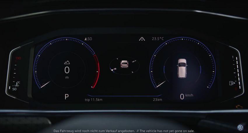 Volkswagen T-Cross SUV teased again ahead of debut Image #870878
