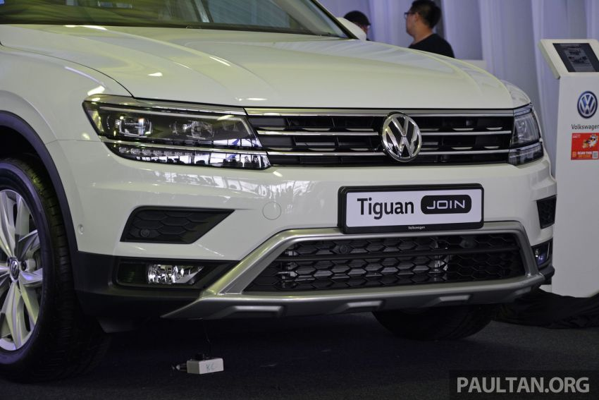 Volkswagen unveils 'JOIN' special editions of Polo, Vento, Tiguan and Passat – sold only on Lazada Image #873065