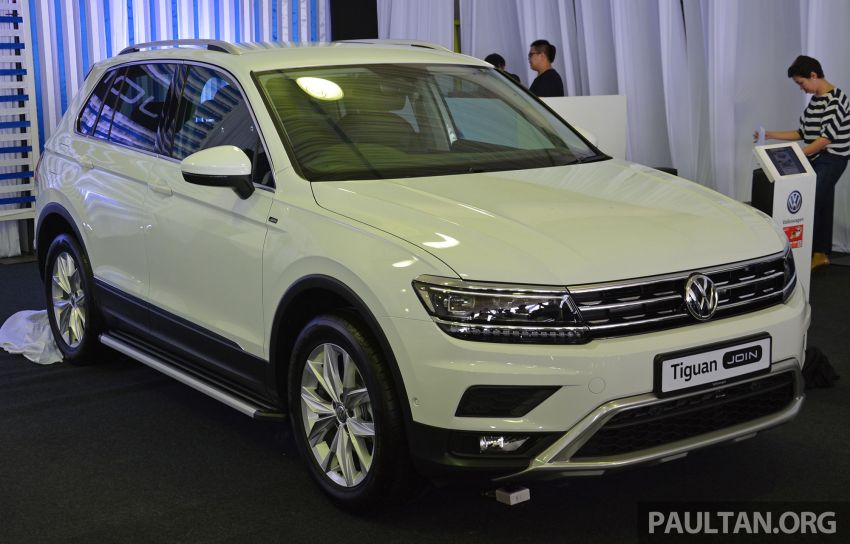 Volkswagen perkenal edisi khas 'JOIN' untuk Polo, Vento, Tiguan dan Passat – hanya dijual di Lazada Image #873200