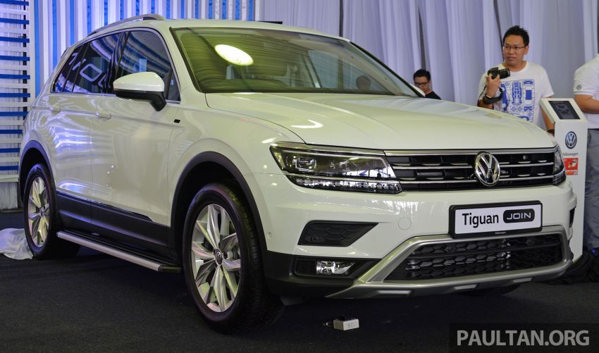 Volkswagen unveils 'JOIN' special editions of Polo, Vento, Tiguan and Passat – sold only on Lazada Image #873060