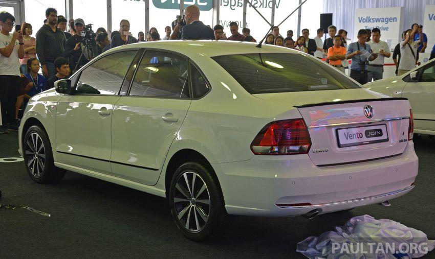 Volkswagen perkenal edisi khas 'JOIN' untuk Polo, Vento, Tiguan dan Passat – hanya dijual di Lazada Image #873190