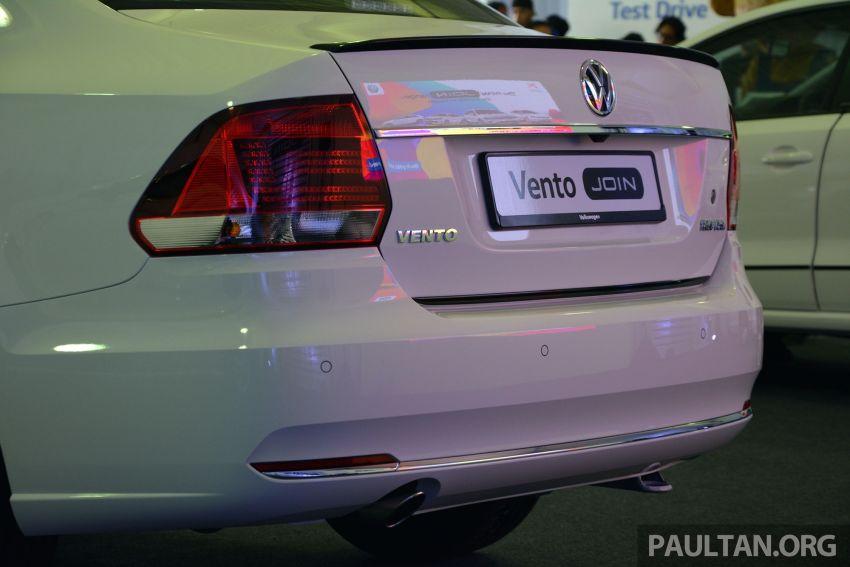 Volkswagen perkenal edisi khas 'JOIN' untuk Polo, Vento, Tiguan dan Passat – hanya dijual di Lazada Image #873193