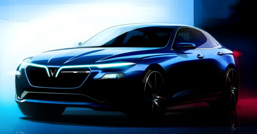 VinFast LUX A2.0 sedan and LUX SA2.0 SUV debut in Paris – BMW-based models to go on sale in June 2019 Image #868526