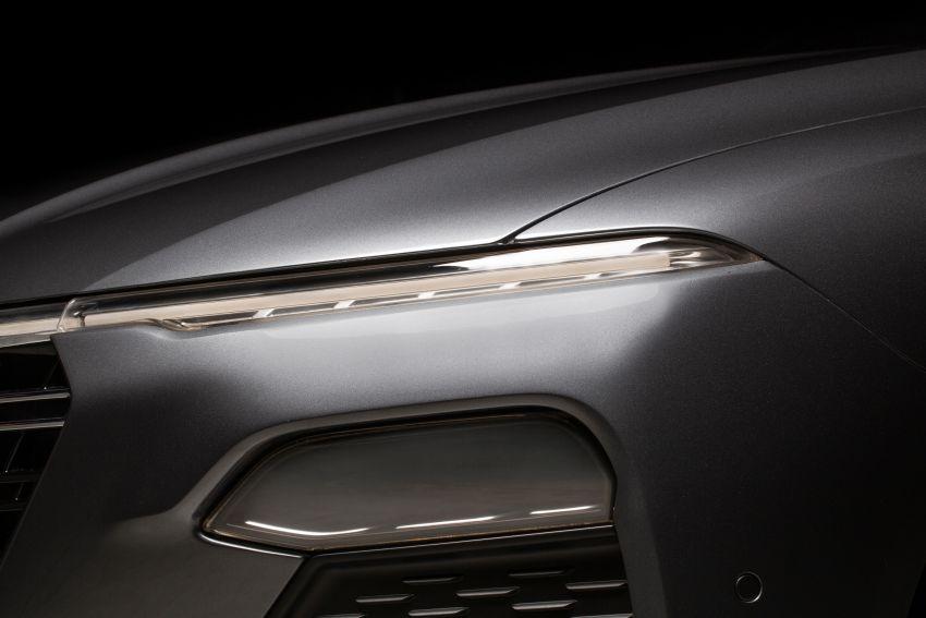 VinFast LUX A2.0 sedan dan LUX SA2.0 SUV – jenama Vietnam berasaskan model BMW muncul di Paris Image #869324