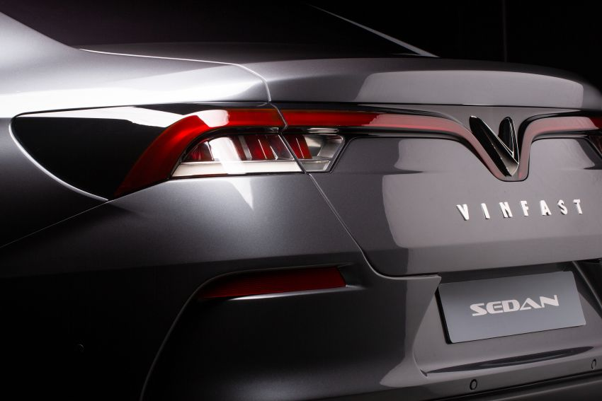 VinFast LUX A2.0 sedan and LUX SA2.0 SUV debut in Paris – BMW-based models to go on sale in June 2019 Image #868545