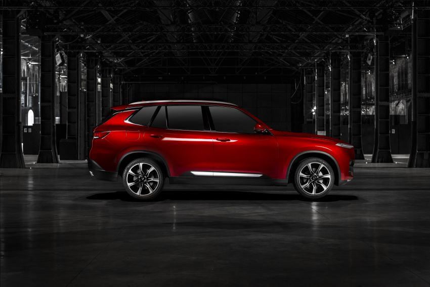 VinFast LUX A2.0 sedan and LUX SA2.0 SUV debut in Paris – BMW-based models to go on sale in June 2019 Image #869085
