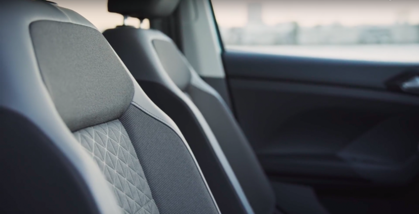 Volkswagen T-Cross teased yet again – Oct 25 debut Image #876071