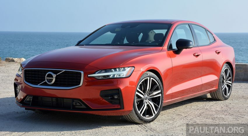 New Volvo S60 confirmed for Malaysia, Q3 2019 launch Image #880385