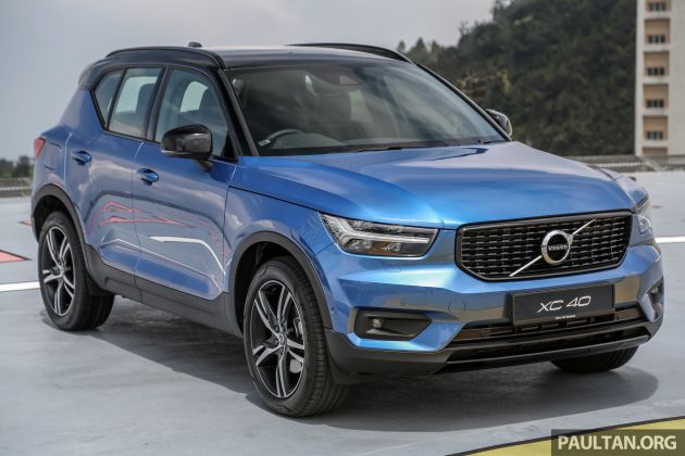 2019 Volvo XC40: Review, Specs, Price >> All New Volvo Xc40 Suv Launched In Malaysia Single T5 Awd