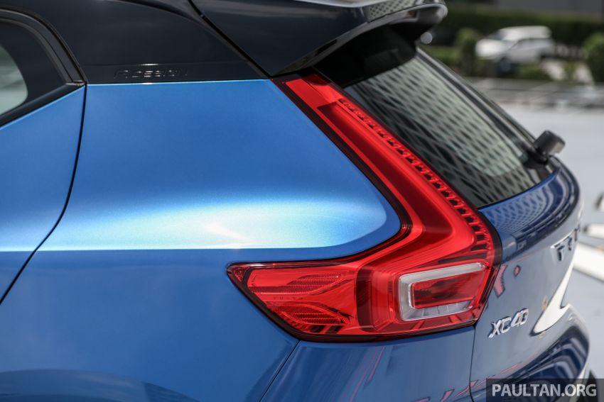 Volvo XC40 dilancarkan di Malaysia – varian tunggal T5 AWD R-Design, CKD pada harga RM255,888 Image #870351