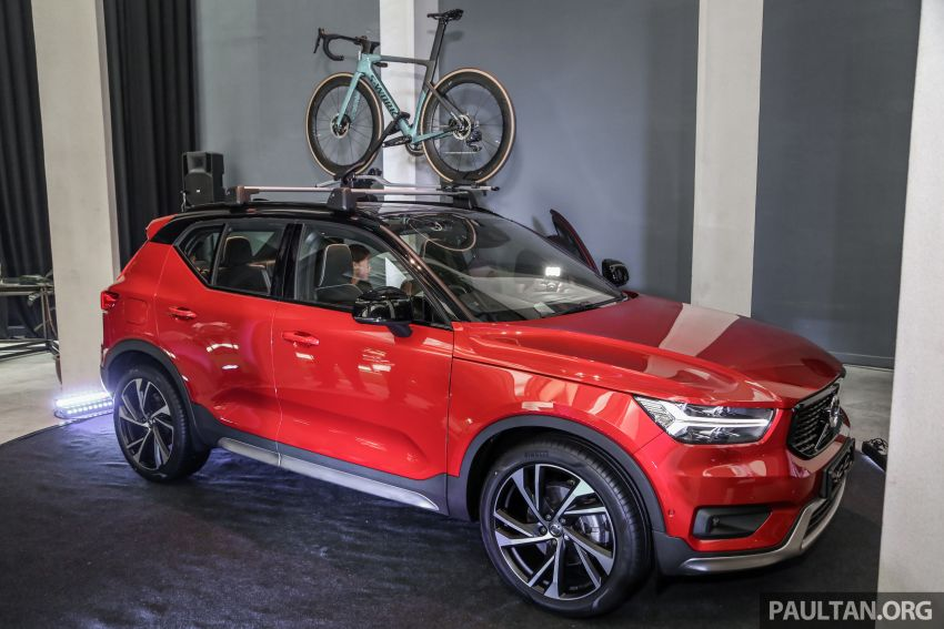 All-new Volvo XC40 SUV launched in Malaysia – single T5 AWD R-Design spec, CKD for RM255,888 Image #870204