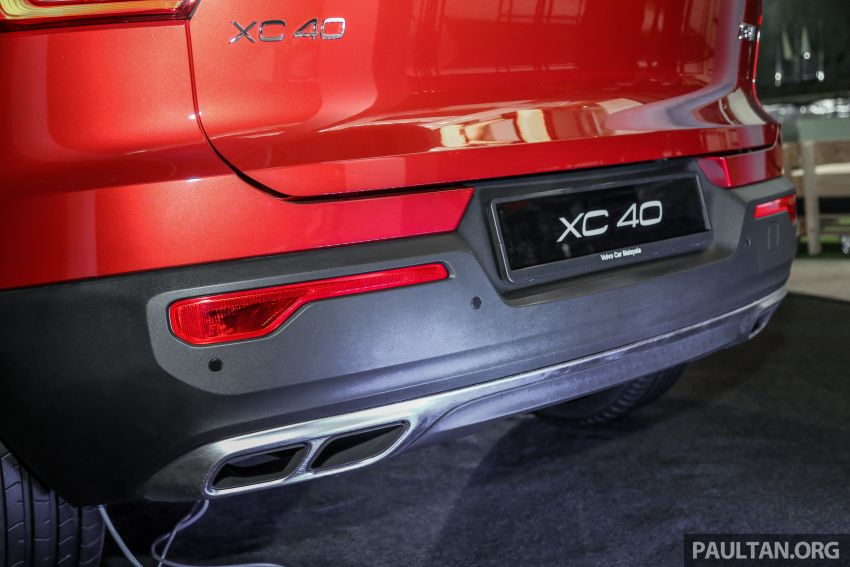 All-new Volvo XC40 SUV launched in Malaysia – single T5 AWD R-Design spec, CKD for RM255,888 Image #870210