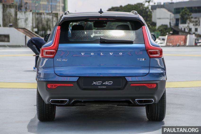 Volvo XC40 dilancarkan di Malaysia – varian tunggal T5 AWD R-Design, CKD pada harga RM255,888 Image #870331