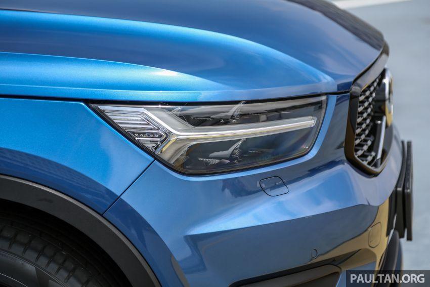 Volvo XC40 dilancarkan di Malaysia – varian tunggal T5 AWD R-Design, CKD pada harga RM255,888 Image #870335