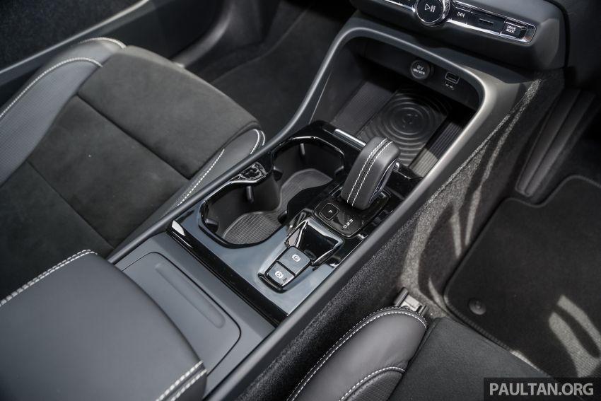 Volvo XC40 dilancarkan di Malaysia – varian tunggal T5 AWD R-Design, CKD pada harga RM255,888 Image #870393