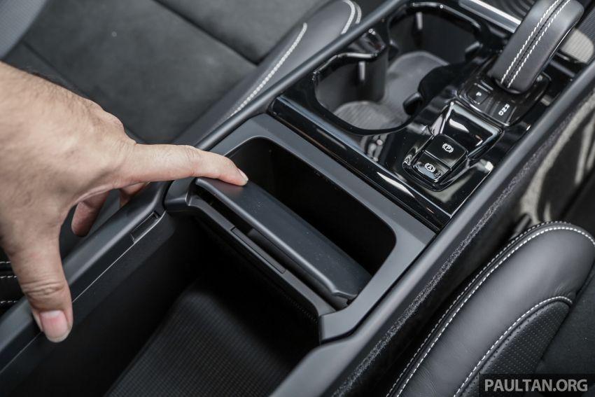 Volvo XC40 dilancarkan di Malaysia – varian tunggal T5 AWD R-Design, CKD pada harga RM255,888 Image #870396