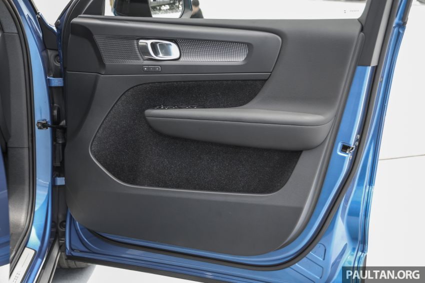 Volvo XC40 dilancarkan di Malaysia – varian tunggal T5 AWD R-Design, CKD pada harga RM255,888 Image #870406