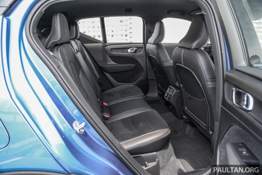 Volvo XC40 dilancarkan di Malaysia – varian tunggal T5 AWD R-Design, CKD pada harga RM255,888 Image #870417
